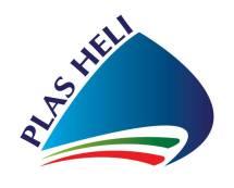 Plas Heli logo